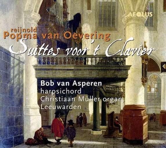Popma van Oevering: VI Suittes voor't Clavier