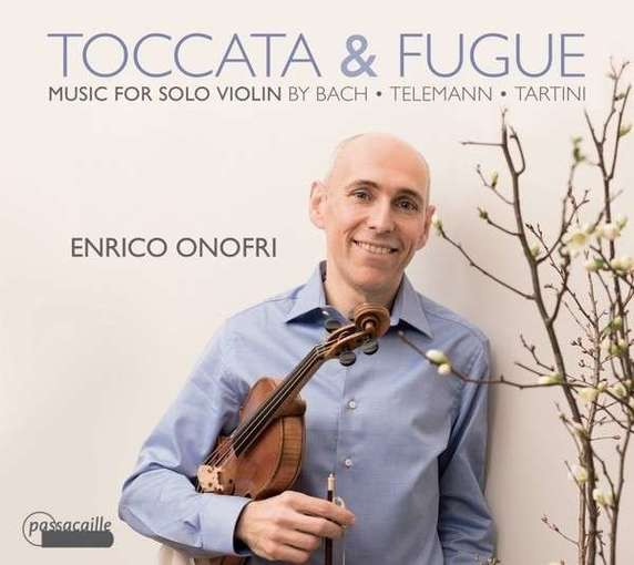 Toccata & Fugue – Music for Solo Violin