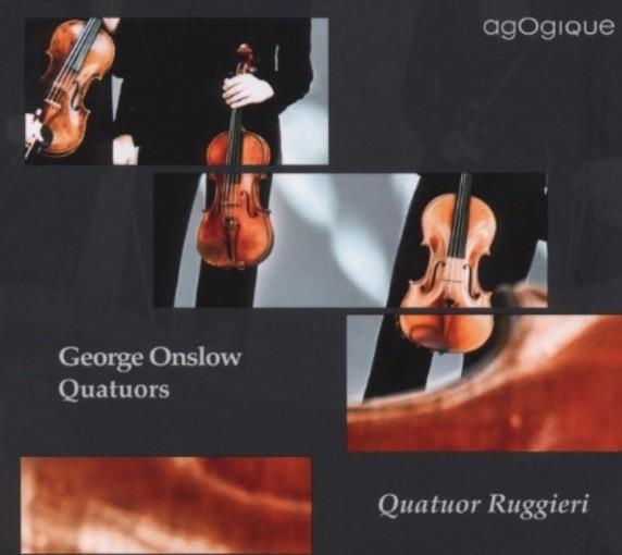 Onslow: Quatuors
