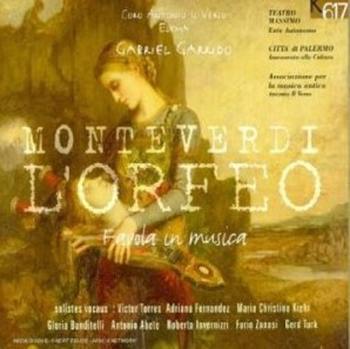 Monteverdi: L'Orfeo – favola in musica