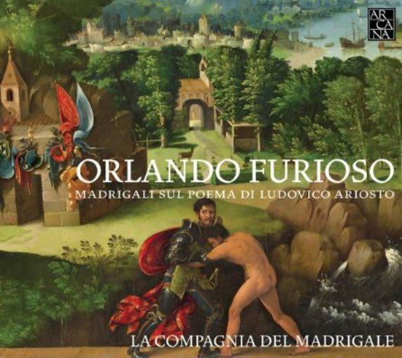 Orlando Furioso – Madrigali sul poema di Ludovico Ariosto