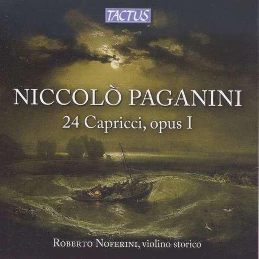 Paganini: 24 Capricci, Opus 1