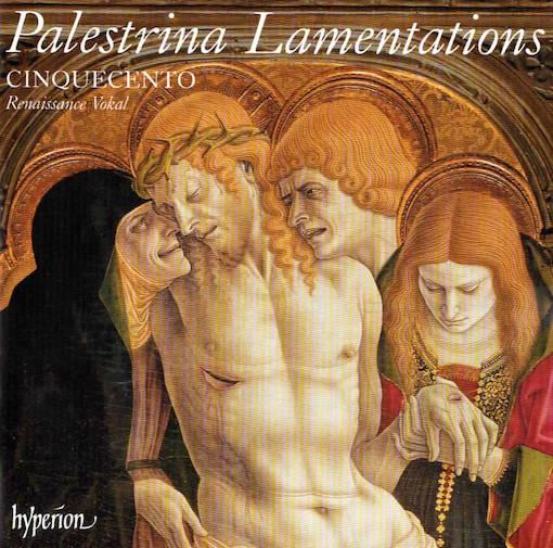Palestrina: Lamentations, Book II