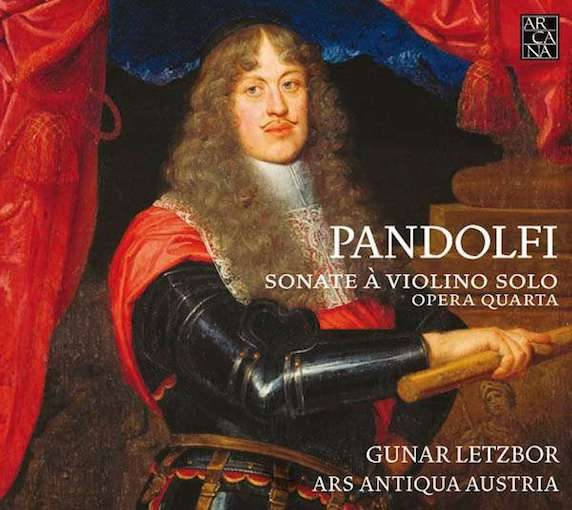 Pandolfi Mealli: Sonate à violino solo, Opera Quarta