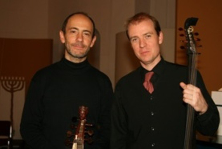 Paolo Pandolfo & Thomas C. Boysen in Baarn