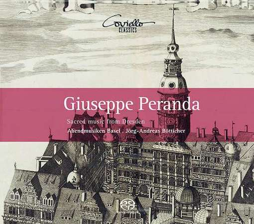 Peranda: Sacred music from Dresden