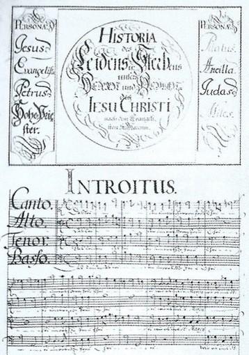 Muziek voor Lijdenstijd en Opstanding