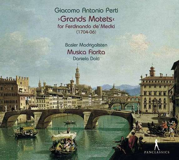 Perti: 'Grands Motets' for Ferdinando de' Medici