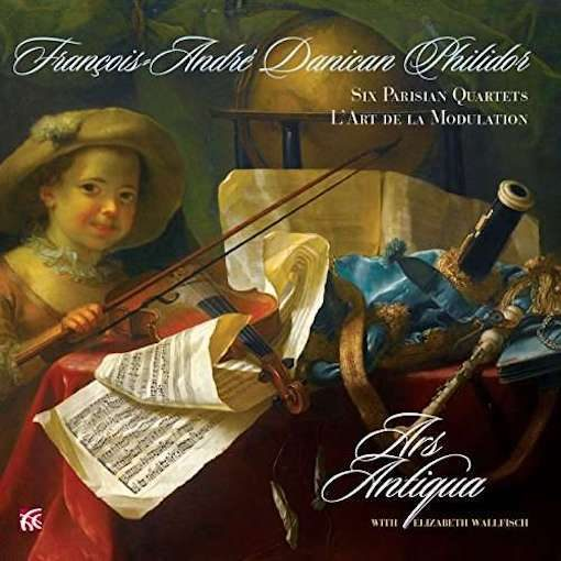 Philidor: Six Parisian Quartets – L'art de la modulation