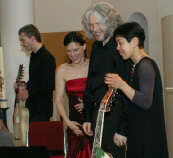 Le Poème Harmonique treedt op in Baarn