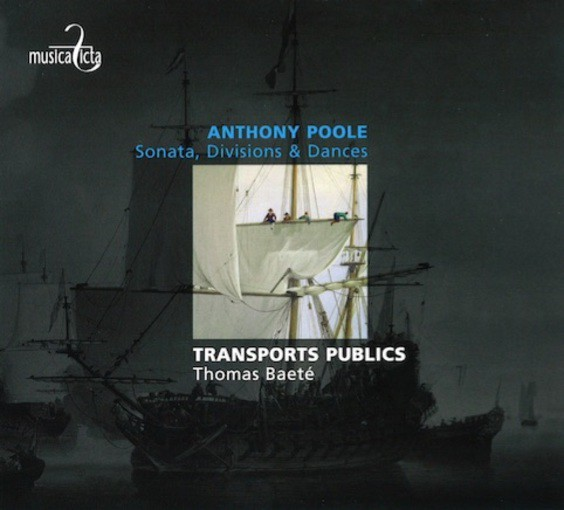 Poole: Sonata, Divisions & Dances