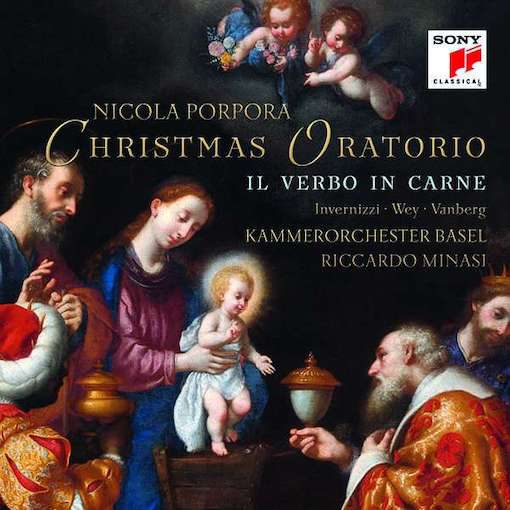 Porpora: Christmas Oratorio 'Il verbo in carne'