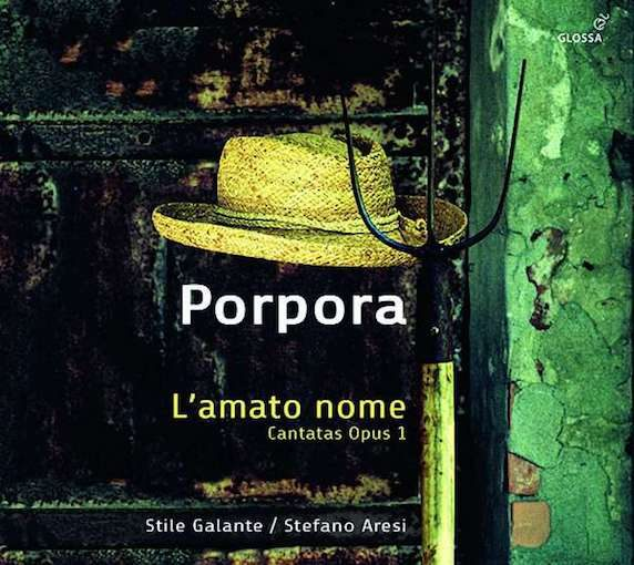 Porpora: L'amato nome – Cantatas for the Prince of Wales