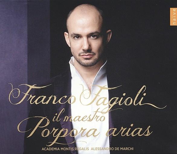 Franco Fagioli – Porpora il Maestro