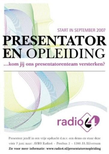 Presentator