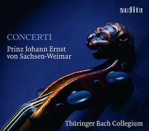 Johann Ernst IV von Sachsen-Weimar: Concerti