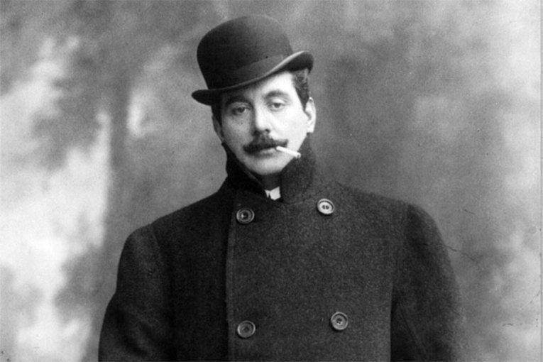 Orgelwerken van Puccini