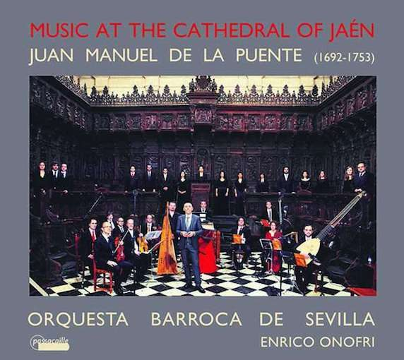 Puente: Music at the Cathedral of Jaén