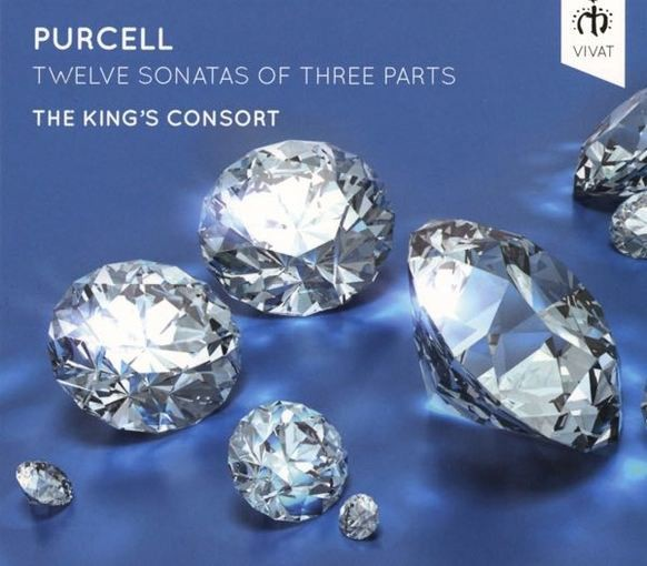 Purcell: Twelve Sonatas of Three Parts