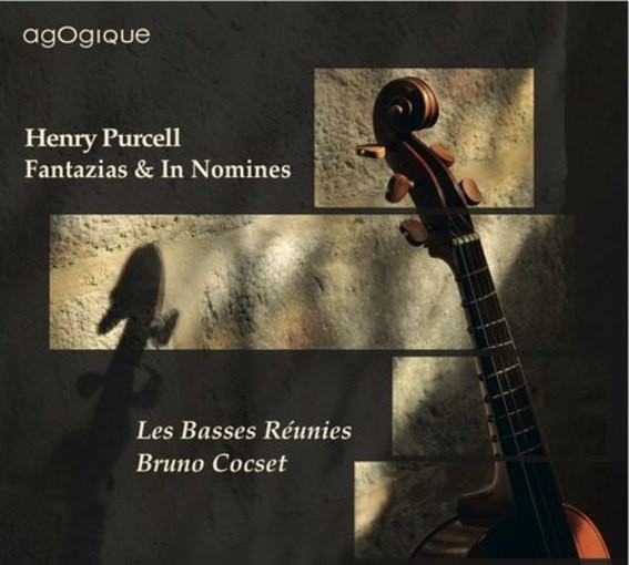 Purcell: Fantazias & In Nomines