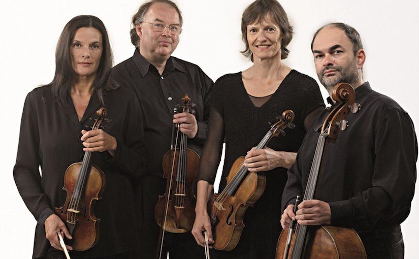 Beethovens laatste strijkkwartetten briljant vertolkt door het Quatuor Mosaïques