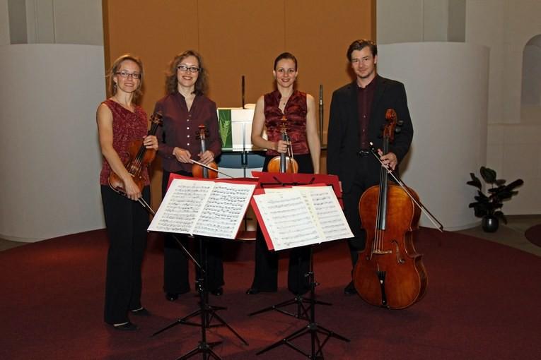 Quatuor Ruggieri slaagt cum laude met Onslow