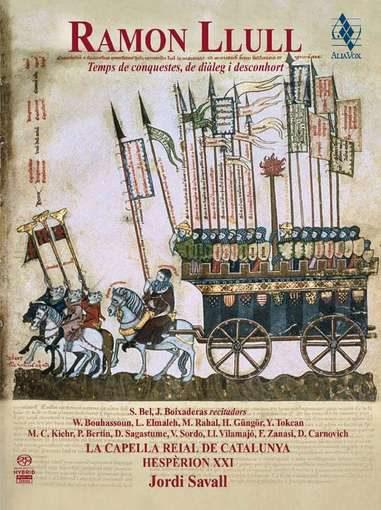 Ramon Llull – Temps de conquestes, de diàleg i desconhort