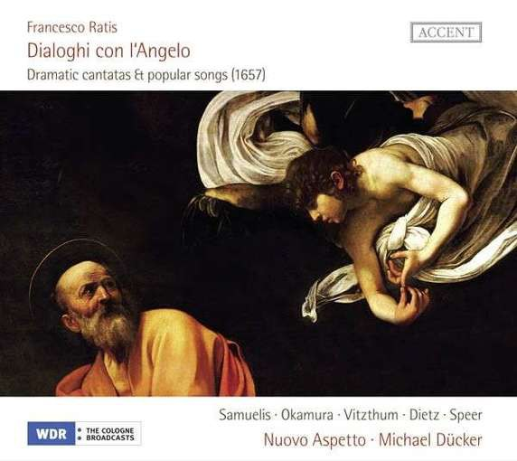 Ratis e.a.: Dialoghi con l'Angelo – Dramatic Cantatas & Popular Songs