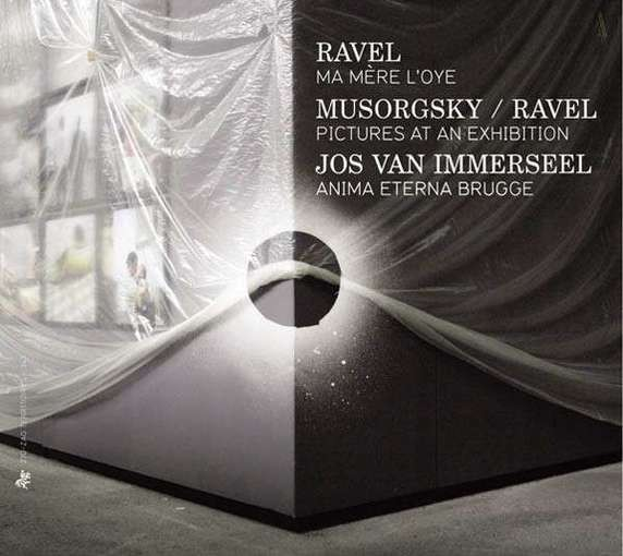 Ravel: Ma Mère l'Oye & Moesorgski: Pictures at an Exhibition