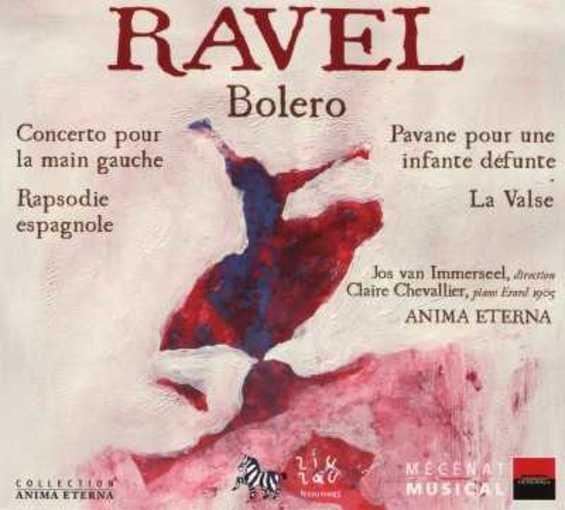 Ravel: Bolero e.a.