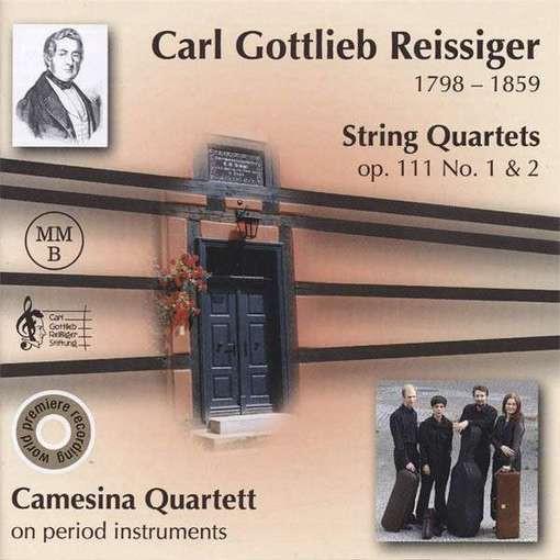 Reissiger: String Quartets