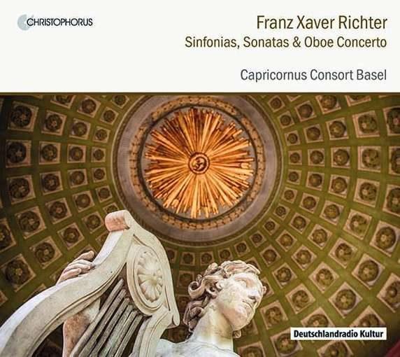 Richter: Sinfonias, Sonatas & Oboe Concerto