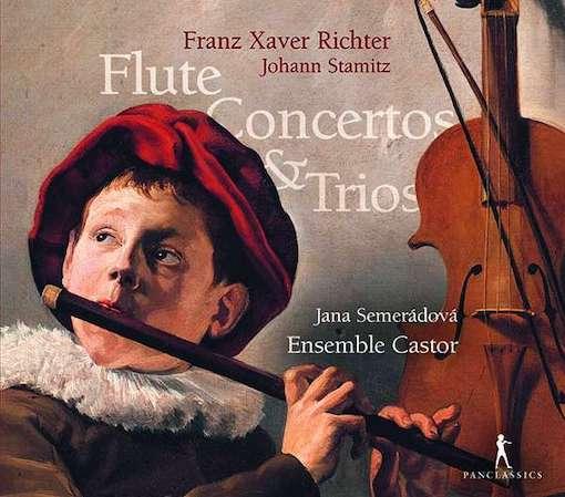 Richter: Flute Concertos & Trios