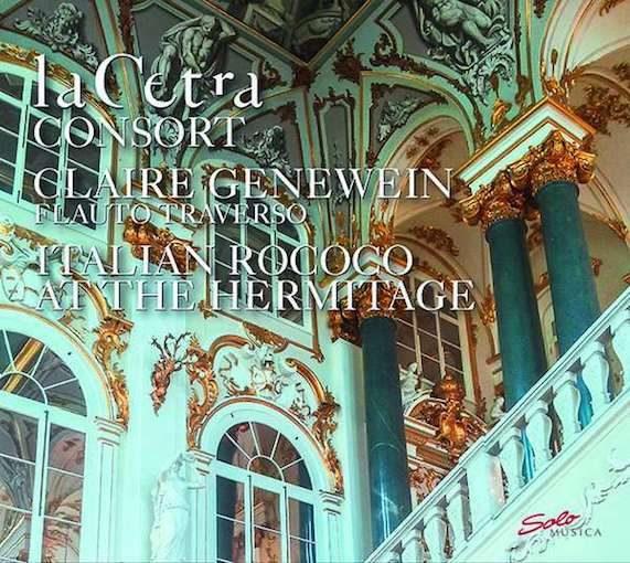 La Cetra Consort – Italian Rococo at The Hermitage