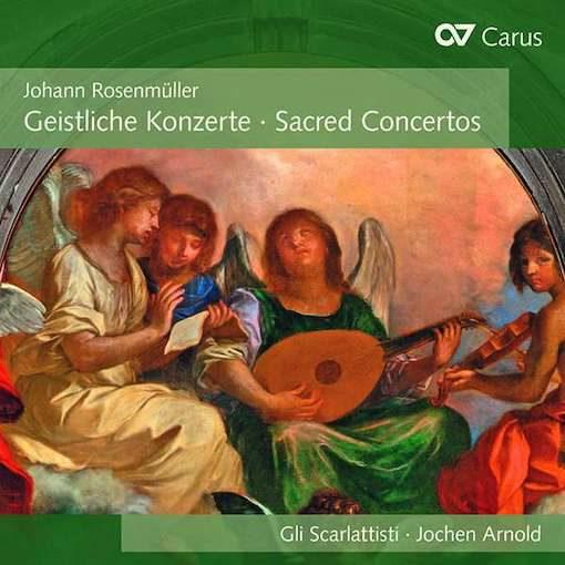 Rosenmüller: Geistliche Konzerte