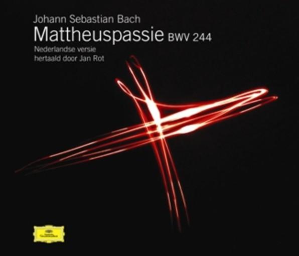 Vertaalde Matthäus-Passion rotter dan verwacht