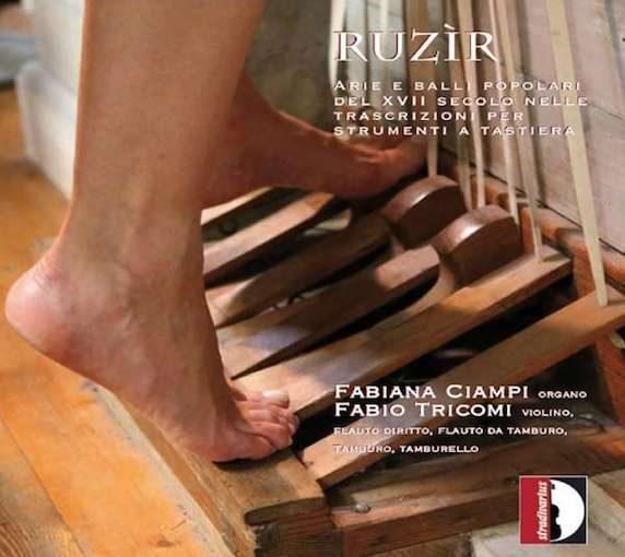 Ruzìr – Arie e balli popolari del XVII secolo nelle trascrizioni per strumenti a tastiera