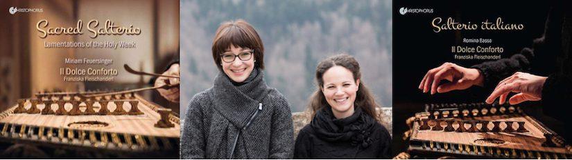 Miriam Feuersinger met <em>Il Dolce Conforto</em> in Baarnse Paaskerk