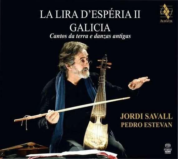 La Lira D'Espéria II – Galicia, Cantos da terra e danzas antigas