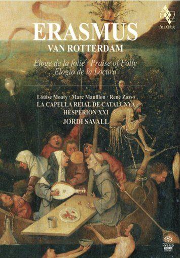 Erasmus van Rotterdam – Eloge de la folie