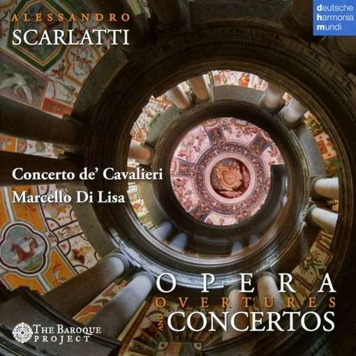 A. Scarlatti: Opera Overtures and Concertos in Seven Parts