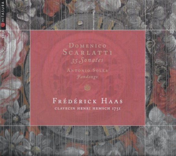 Scarlatti: 35 Sonates & Soler: Fandango
