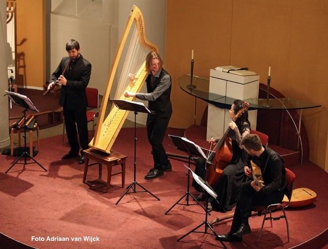 Henry Purcell met klasse gebracht door Scherzi Musicali