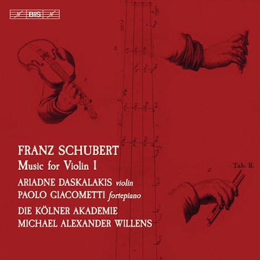 Schubert: Music for Violin 1