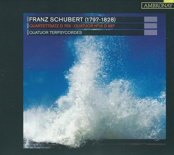 Schubert: Quartettsatz D 703 & Quatuor Nr. 15 D 887