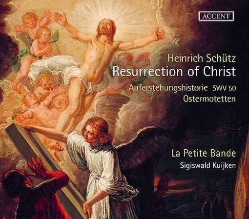 Schütz: Resurrection of Christ – Ostermotetten, Historia der Auferstehung Jesu Christi