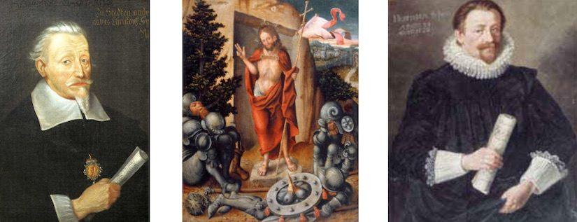 Over een opstandingsverhaal naar Schütz en Schein en een aparte Bach