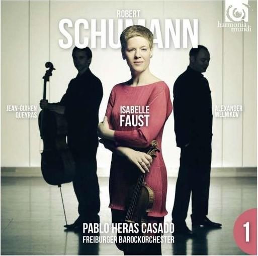 Schumann: Violin Concerto, Piano Trio No. 3