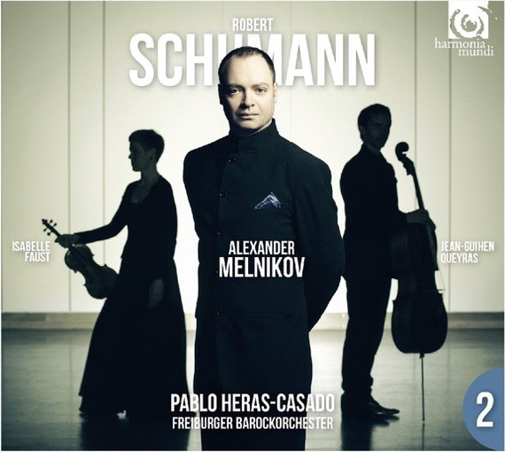 Schumann: Piano Concert in A minor, Piano Trio No. 2