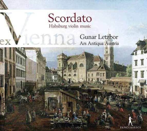 Scordato – Habsburg Violin Music in scordatura